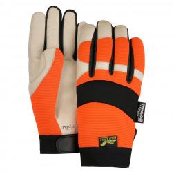 Mechanics HiVis Neoprene Gloves