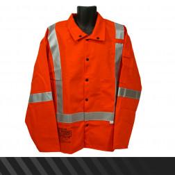 Class III FR Welding & Electrical Jacket - 9 oz.