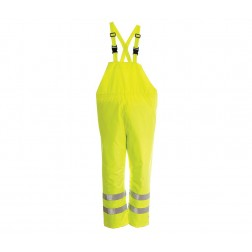 Open Road 150D Rip Stop Safety Bib Pant
