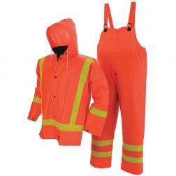 Open Road FR PVC Suit
