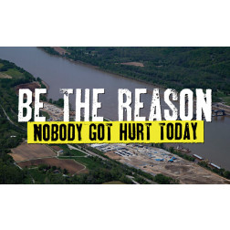 Be the Reason Nobody Gets Hurt