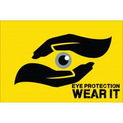 Eye Protection - Wear It