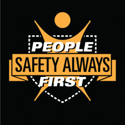 Safety First - People Always