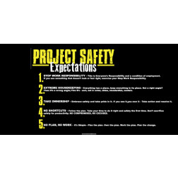 Project Safety Expectations