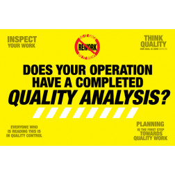 RE-WORK - Quality Analysis