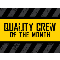 Crew of the Month