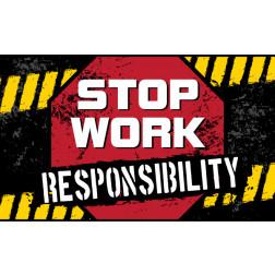Stop Work Responsibility