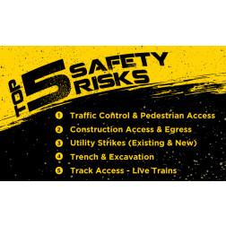 Top 5 Safety Risks
