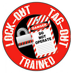 Lock Out / Tag Out Trained
