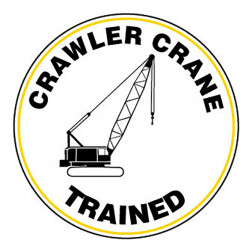 Crawler Crane / Trained