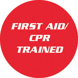 First Aid - CPR / Trained
