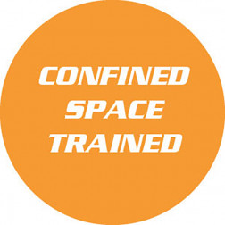 Confined Space / Trained