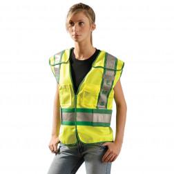 Class II Premium Solid Public Safety EMS Vest