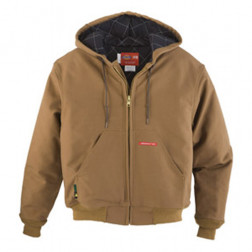 11 oz UltraSoft Duck Dickies FR Hooded Jacket