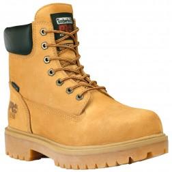 "Men's Timberland PRO® 6"" Steel Toe Work Boots"