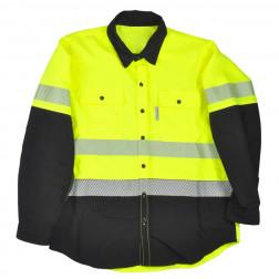 Long sleeve button down Work shirt