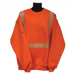 Heavy weight 11 Ounce indura ultra Soft fr crewneck Sweatshirt