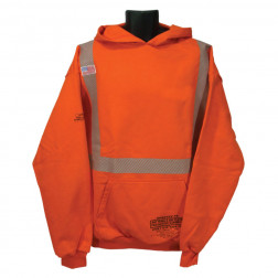 Class II FR Hooded Sweatshirt