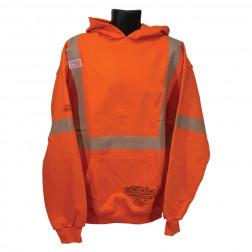 Class III FR Hooded Sweatshirt
