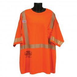 Class III FR Short Sleeve T-shirt with Pocket