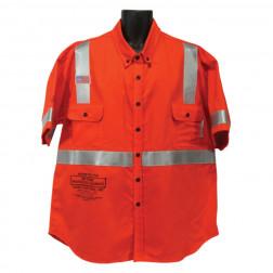 Class III FR Buttondown Work Shirt - 7 oz.