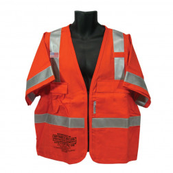 Class III FR Hotwork & Electrical Vest - 9 oz.