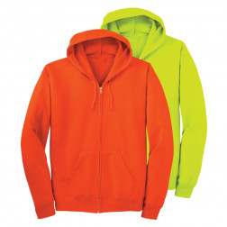 80/20  Zip-up Hooded sweatshirt