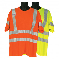 Short Sleeve Snag Resistant T-Shirt w/ Taping