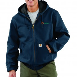 Carhartt Men's Duck Active Thermal Lined Jacket