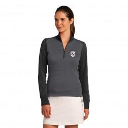 Nike Golf Ladies Dri-FIT 1/2-Zip Cover-Up
