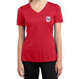 Ladies PosiCharge Competitor V-Neck Tee