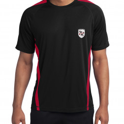 Colorblock PosiCharge Competitor Tee