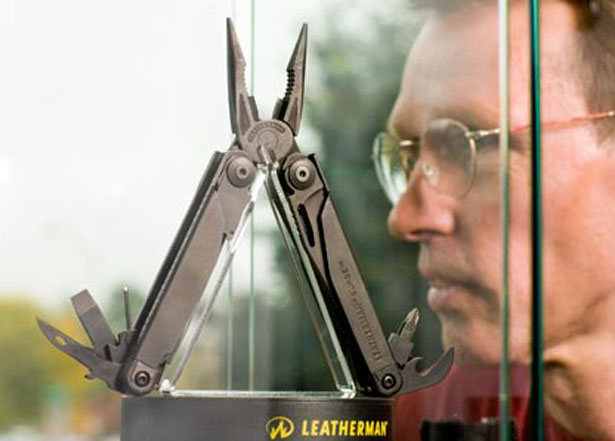 Tim Leatherman