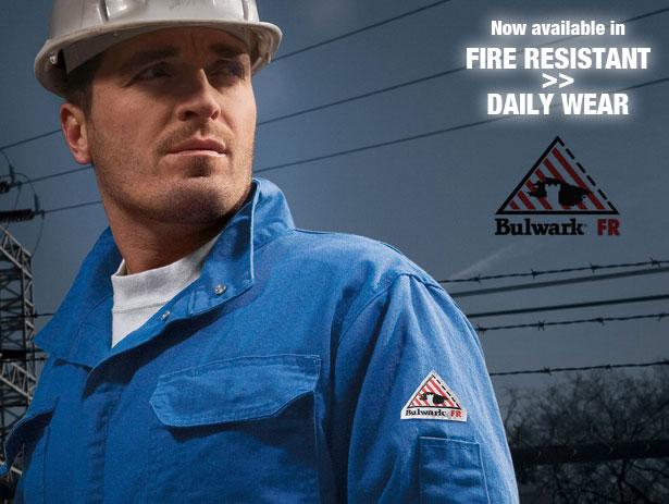 Bulwark Fire Resistant