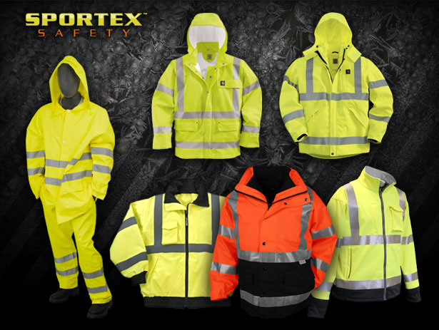 Sportex Safety Winter Items