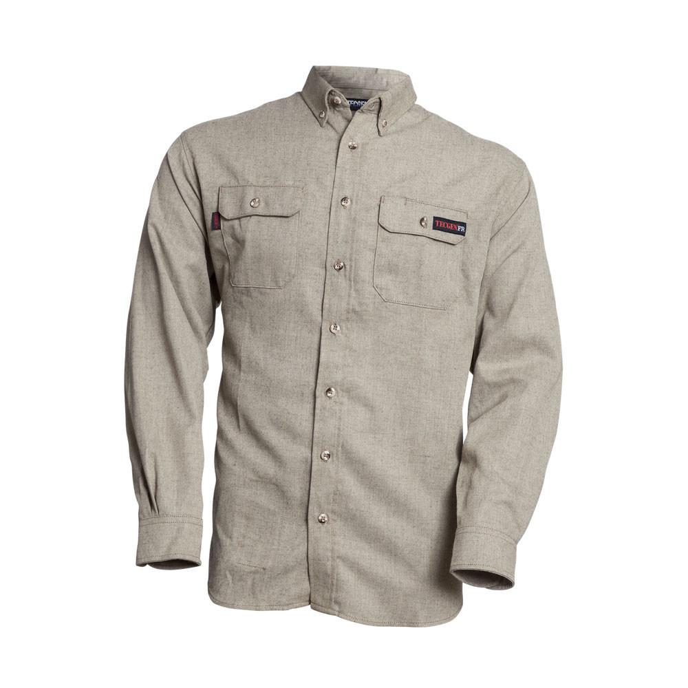 fec400d290e0 Light Weight FR Work Shirt - Tecgen - Brands