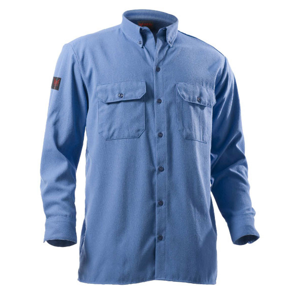 8a96b8b253b6 UTILITY SHIRT - Class II-III FR Shirts - Fire Resistant