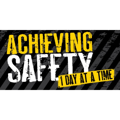 Achieving Safety 1 Day at a Time