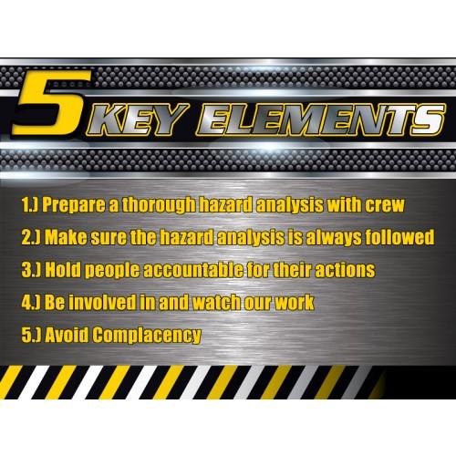 5 Key Elements / Metal