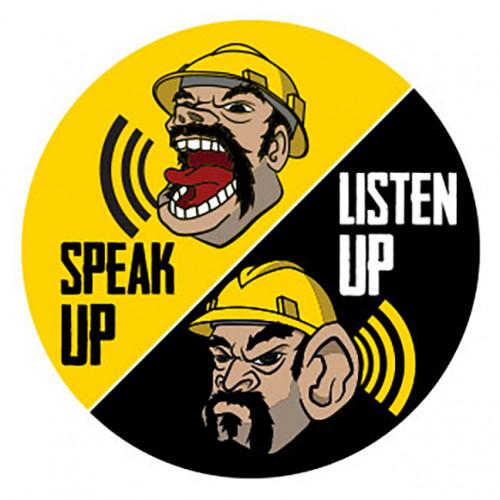Listen Up / Speak Up