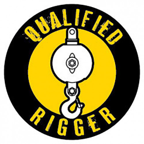 Qualified Rigger