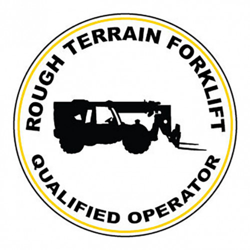 Qualified Operator / Rough Terrain Fork Lift