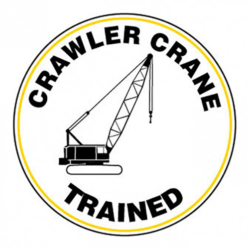 Crawler Crane / Trained