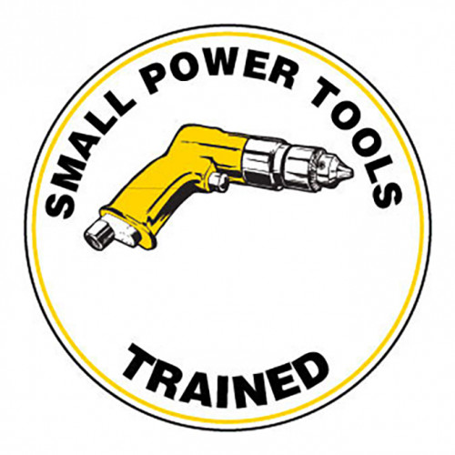 Small Power Tools / Trained