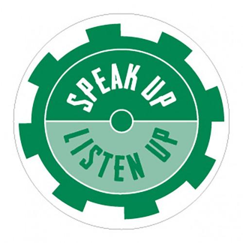 Speak Up / Listen Up / Gear