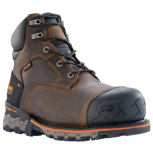 Men's Timberland PRO® Boondock Comp Toe Work Boots