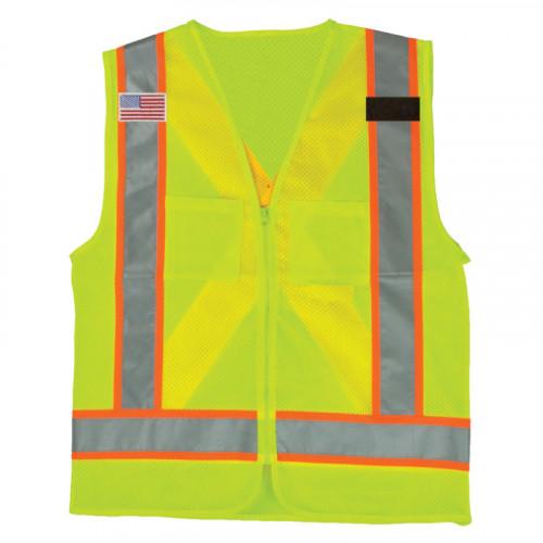 2 Pocket all mesh Vest