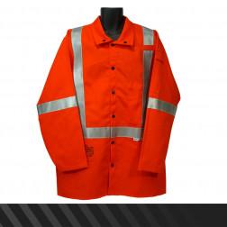 Class III FR Welding & Electrical Jacket - 11 oz.
