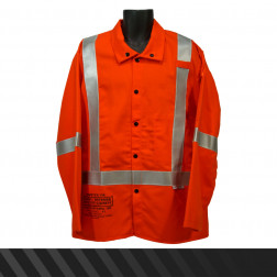 Class III FR Welding & Electrical Jacket - 7 oz.