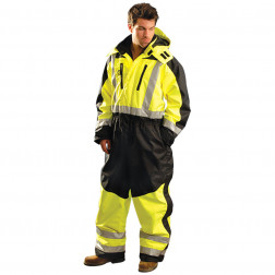 Class III Speed Collection Premium Cold Weather Coverall